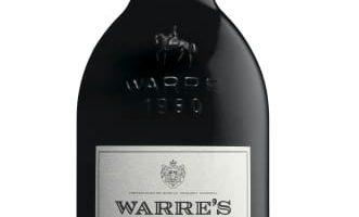 WARRES Vintage 1980