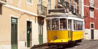 Portugals huvudstad Lissabon toppar genomförda bokningar