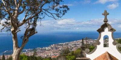 SAS startar en ny direktlinje till Madeira från Stockholm Arlanda