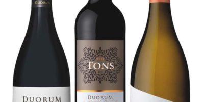 Tre portugisiska prisbelönta viner från João Portugal Ramos