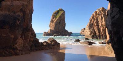 Praia da Ursa i Portugal