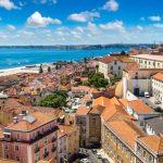 vackra Lissabon